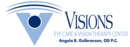 Visions Eye Care Logo