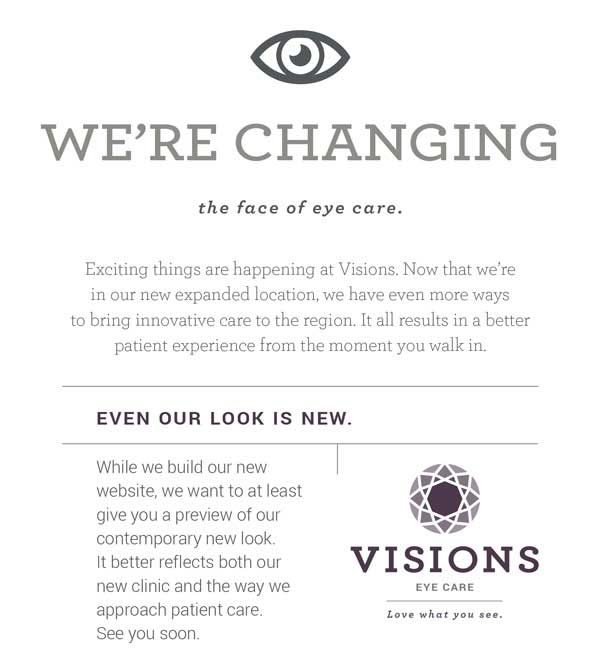 About Visions Eye Care & Vision Therapy Center